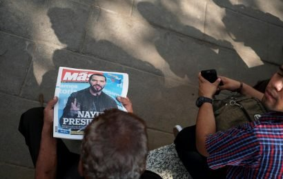 El Salvador's incoming president, shunned by ruling party, forged own path