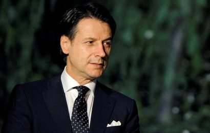 Italy PM Conte says tensions with France can be resolved immediately