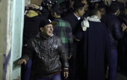 Two policemen killed in blast in central Cairo: ministry