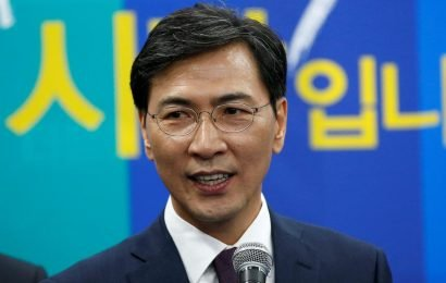 One-time presidential hopeful jailed in South Korean #MeToo scandal