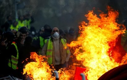 Enough! French want an end to 'yellow vest' protests