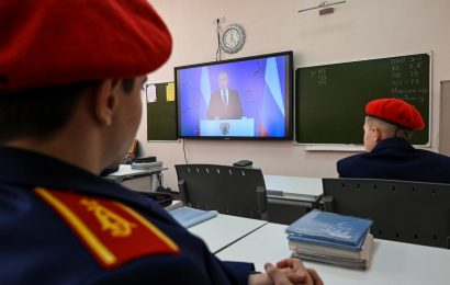TV ratings for Putin's annual speech dip to lowest since 2013