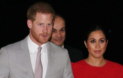 Meghan escapes baby shower criticism on three-day Morocco trip