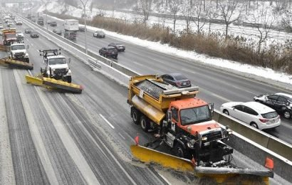 'Slushy mess' expected for Wednesday morning commute in Greater Toronto Area