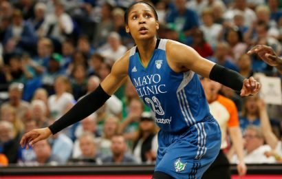 Maya Moore Announces She Will Take A Break From Basketball