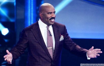 Steve Harvey Deemed Unqualified to Help Women Choose 'Quality' Guys: You Married 3 Times