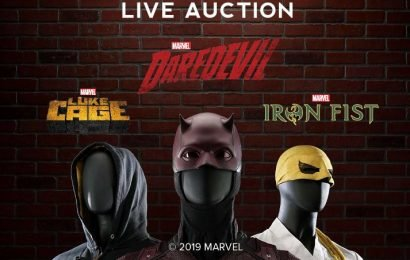 Props From 'Daredevil' and Marvel's Other Canceled Shows to Be Up for Auction
