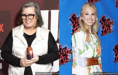 Rosie O'Donnell Clarifies Her 'Disturbing' Crush on Former 'View' Co-Host Elisabeth Hasselbeck