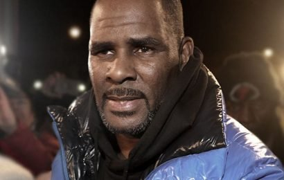 R. Kelly Trying to Get Child Support Payment Reduced to Get Out of Jail