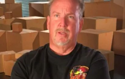 'Storage Wars' Star Darrell Sheets Hospitalized After Heart Attack