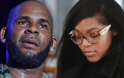 R. Kelly Had No Say Over Azriel's Meeting with Family, Says Lawyer