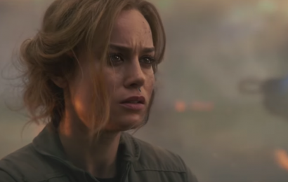 These Fan Theories About Captain Marvel & 'Endgame' Are Just Wild Enough To Be Right