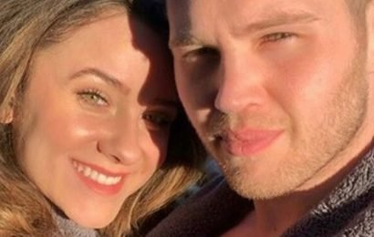 Inside EastEnders actor Danny Walters' real life and snaps with girlfriend