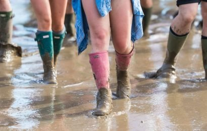 Brits fed up with mud bath music festivals now opting for yoga and spa retreats