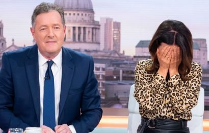 Piers Morgan and Susanna Reid's replacement revealed as they leave for two weeks