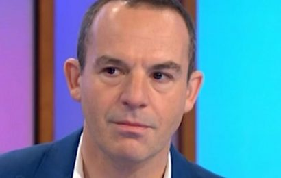 Martin Lewis fights back tears discussing mother's death in emotional interview