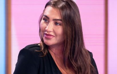 Lauren Goodger Loose Women interview branded 'most shallow ever'
