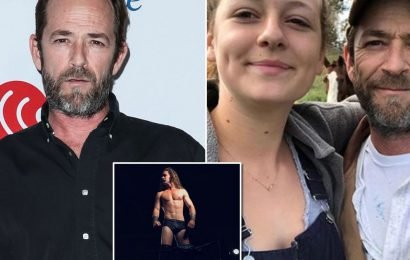 Luke Perry 'leaves entire fortune to his son and daughter'