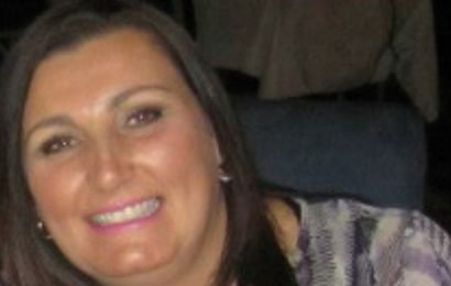 Mum reveals how her daughter inspired her to lose eight stone