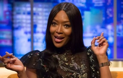 Naomi Campbell 'refuses to answer questions about Liam Payne' in TV interview