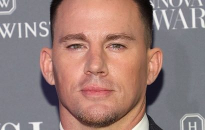 Channing Tatum is unrecognisable as he goes 'full Eminem' with new style