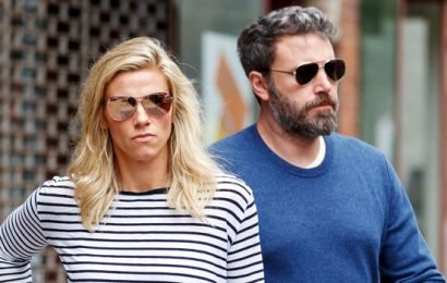 Ben Affleck and Lindsay Shookus Reunite on the Red Carpet
