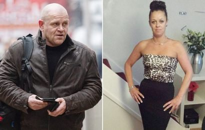 Thug who head-butted girlfriend after row over cigarette spared jail