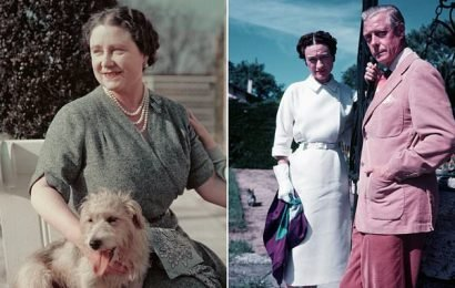 Queen Mother ensure Wallis Simpson marriage to Edward VIII was shunned