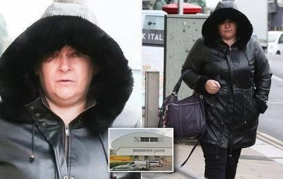 Brighton cashier, 51, stole £50,000 from casino where she worked