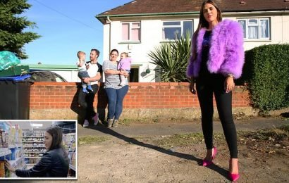 Daughter of wealthy academics stars in Rich Kids Go Skint