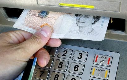 Britain's cash system 'is on the brink of collapse'