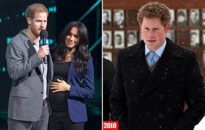 Prince Harry makes secret dash to Berlin without pregnant wife Meghan