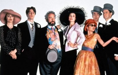 Four Weddings And A Funeral 'morally bankrupt', said film chiefs