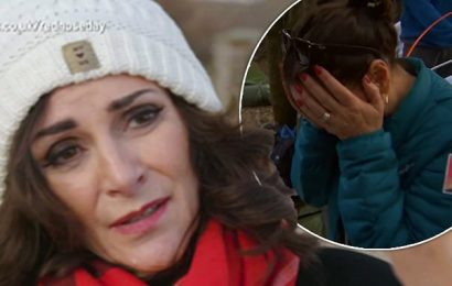 Shirley Ballas recalls the heartbreak of losing her brother to suicide
