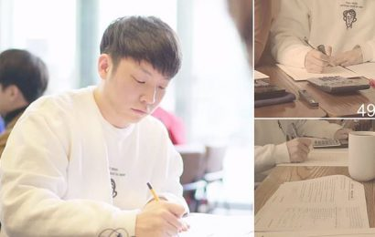 Bizarre new 'Gongbang' trend sees YouTubers film themselves studying