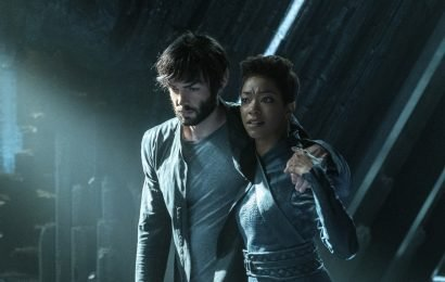 'Star Trek: Discovery' Blows Our Minds By Putting the Past Front and Center