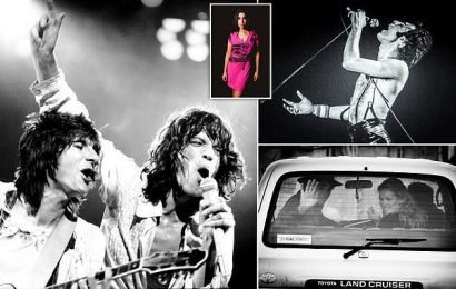 From Freddie Mercury to the Stones: Amazing photos of Danny Clifford