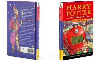 Harry Potter book sells for nearly £70,000 due to misspelled title