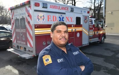 Drug cocktail causes a sickening experience for EMT spit victims