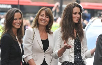 Kate Middleton's family business 'sheds half of staff amid fears for future'