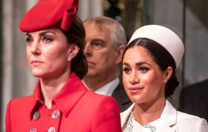 Meghan and Kate send message of support after 'horrifying' New Zealand shooting