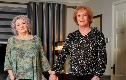 Trans woman says marriage to her wife is stronger than ever since operation
