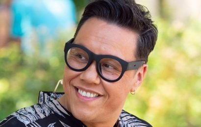 Gok Wan shares struggle with eating disorder in poignant message