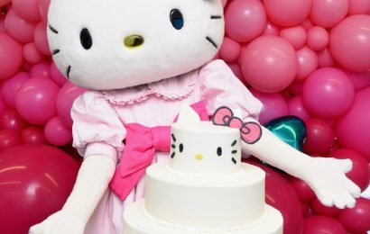 A 'Hello Kitty' Movie Is Officially Happening, Because We All Need More Cat Ears In Our Lives
