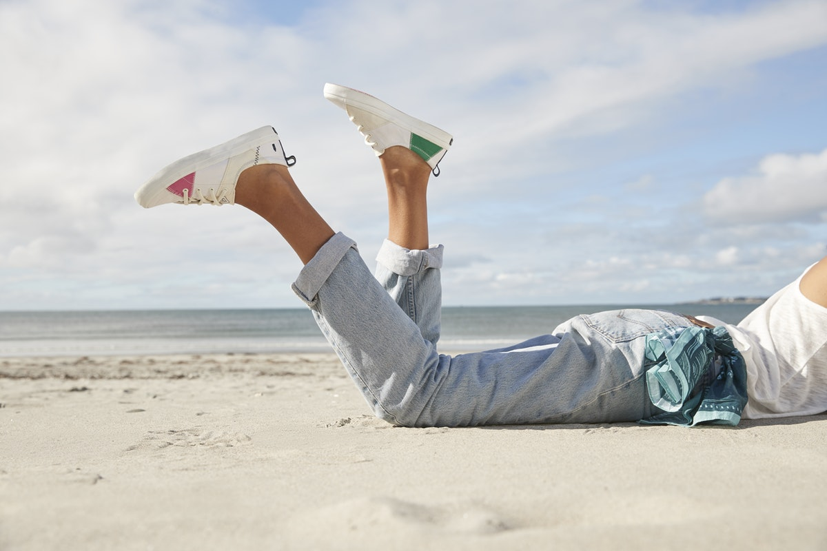 Sperry Just Launched Shoes Made Entirely Out Of Ocean Trash