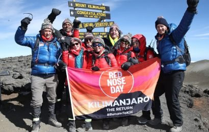 Ed Balls' Kilimanjaro diary reveals highs and lows of epic trek for Comic Relief