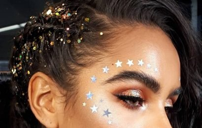 These 45 Festival Makeup Ideas Are All the Inspo You'll Need For the Weekend