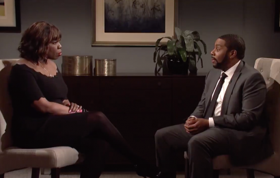 The 'SNL' Cold Open Parodied R. Kelly & Gayle King's Interview…In Song