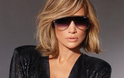 J.LO Launched A Sunglasses Collection & You Have To See The 'Get Right' Pair