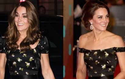 Kate Middleton Has Worn This Dress Before, but Add Sleeves and It's a Whole New Look